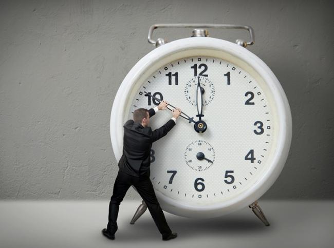 Пассивный доход время