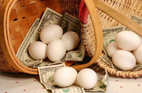 ПАММ-портфели – это возможность «не класть яйца в одну корзину».