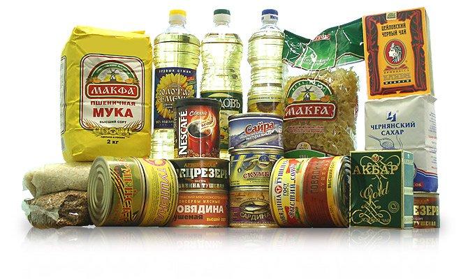 Бюджет семьи, совет 6: Покупайте продукты оптом