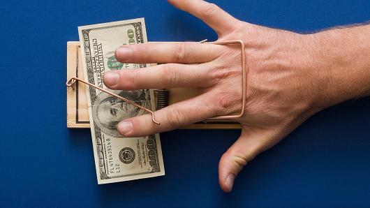 Бюджет семьи:, совет 1: Избегайте кредитов