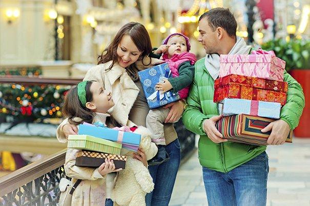 Бюджет семьи:, совет 3: Покупайте подарки заранее