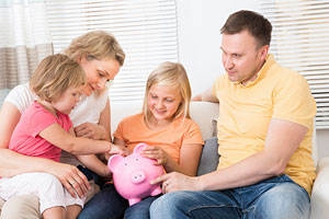 Бюджет семьи: как распределять семейный бюджет, доходы и расходы семьи, таблица