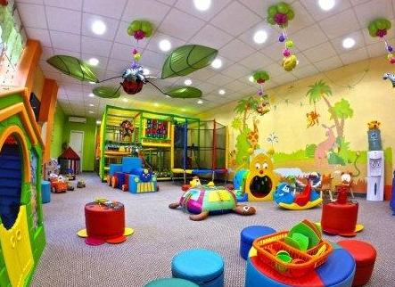 Бизнес идея: создание детской игровой комнаты (от 400 000 руб.)