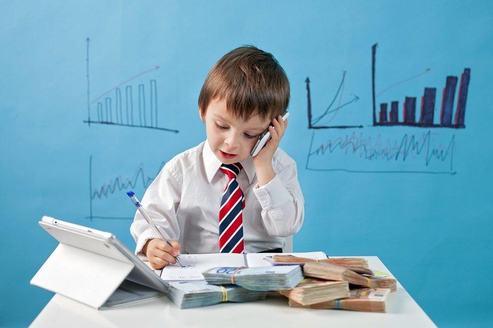 Повышайте финансовую грамотность, чтобы стать богатым и успешным
